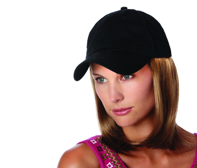 cf33373cb94 ... Hat With Hair