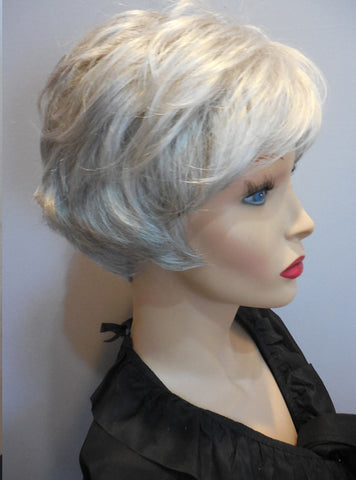 Clearance Display Model Wig | Estetica Molly Gradiant Grey