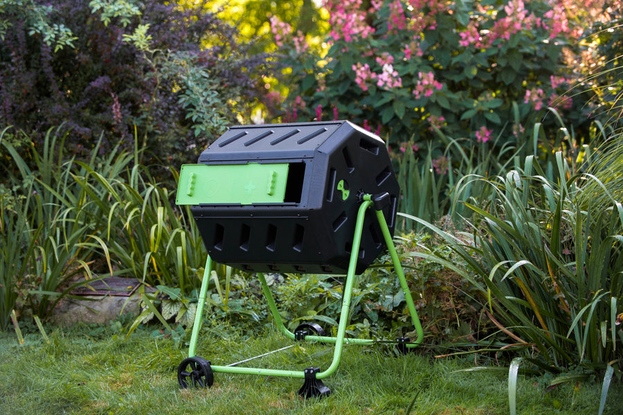 HOT FROG Mobile Tubmling Composter