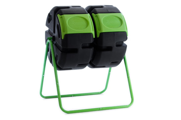 FCMP Outdoor HOTFROG Dual Body Tumbling Composter