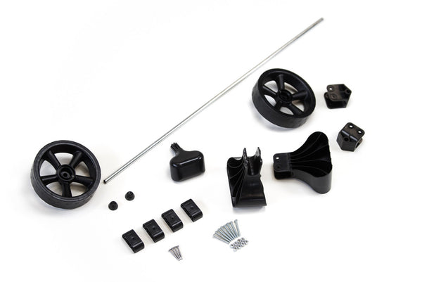 Wheel Kit Set for YIMBY and HOT FROG Tumbling Composters