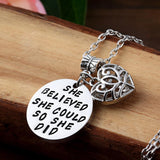 Inspirational Necklace Jewelry