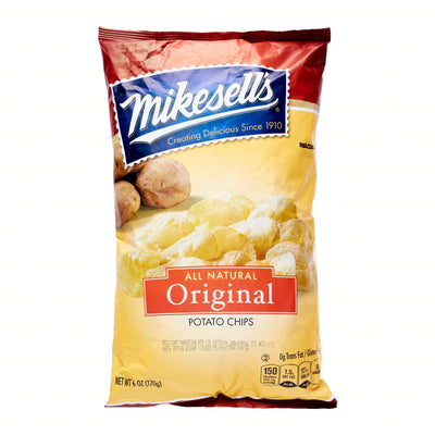 Mikesell's Potato Chips x3