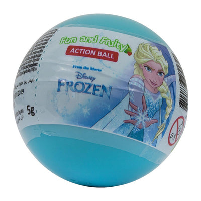 Frozen Action Ball