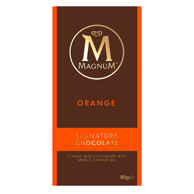 Magnum Chocolate Block Bar x3