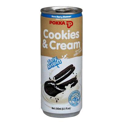 Pokka Can Milk (240ml)