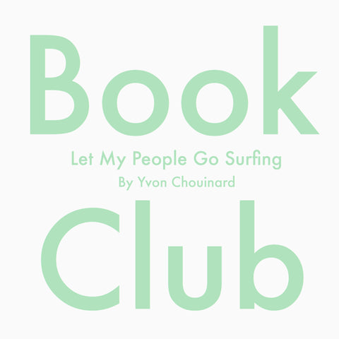 Book Club: Let My People Go Surfing