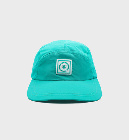 5 Panel Nylon Hat - Tropical