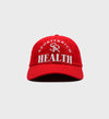Ball Game Hat - Sports Red