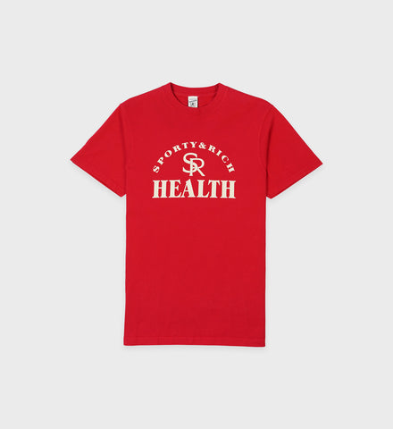 Ball Game T Shirt - Sports Red