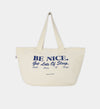 Be Nice Tote - Natural