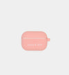 AirPod Pro Case- Pink Classic Logo