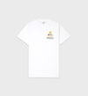 Country Club T Shirt - White