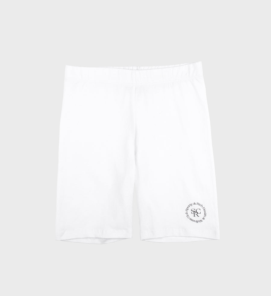 Wellness Logo Biker Shorts