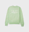 Health & Wellness Crewneck - Menthe