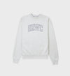 Princeton Crewneck - Heather Gray