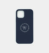 iPhone 12 Pro Case - Navy SRHWC Logo