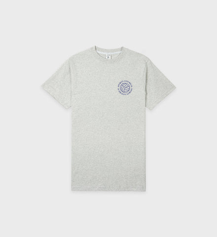 Volleyball T Shirt - Heather Gray