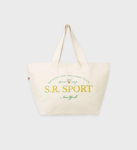 Wimbledon Tote Bag - Natural