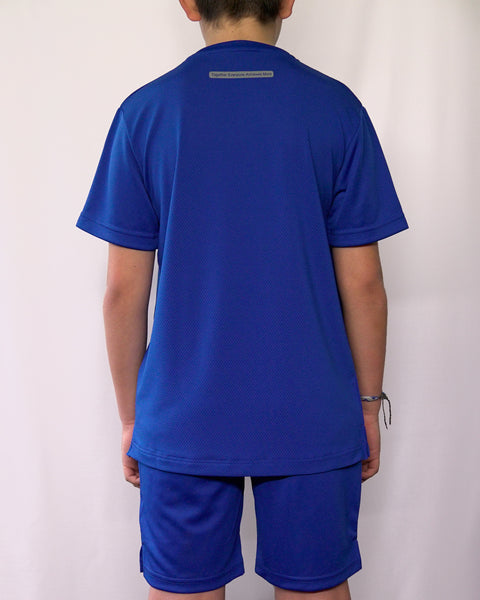 BOYS BLUE T-SHIRT