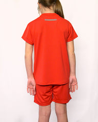 GIRLS RED T-SHIRT