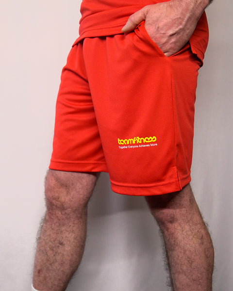 MENS RED SHORTS