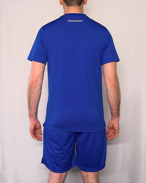 MENS BLUE T-SHIRT