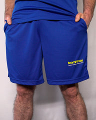 MENS BLUE SHORTS