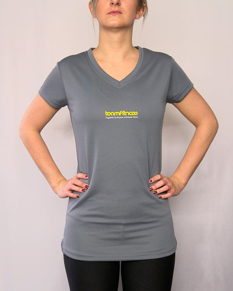 WOMENS GREY T-SHIRT