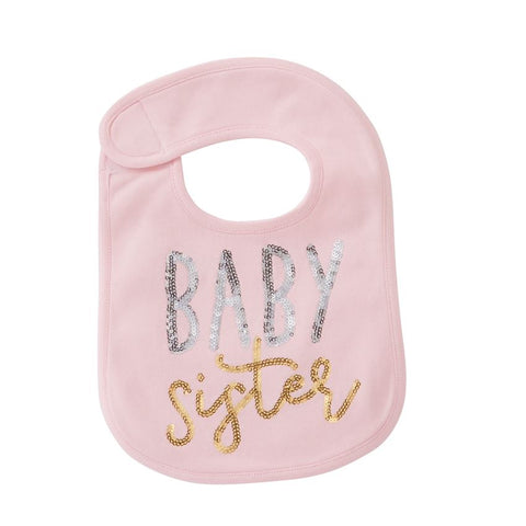 Baby Sister Bib - Southern Style and Stash A Specialty Boutique