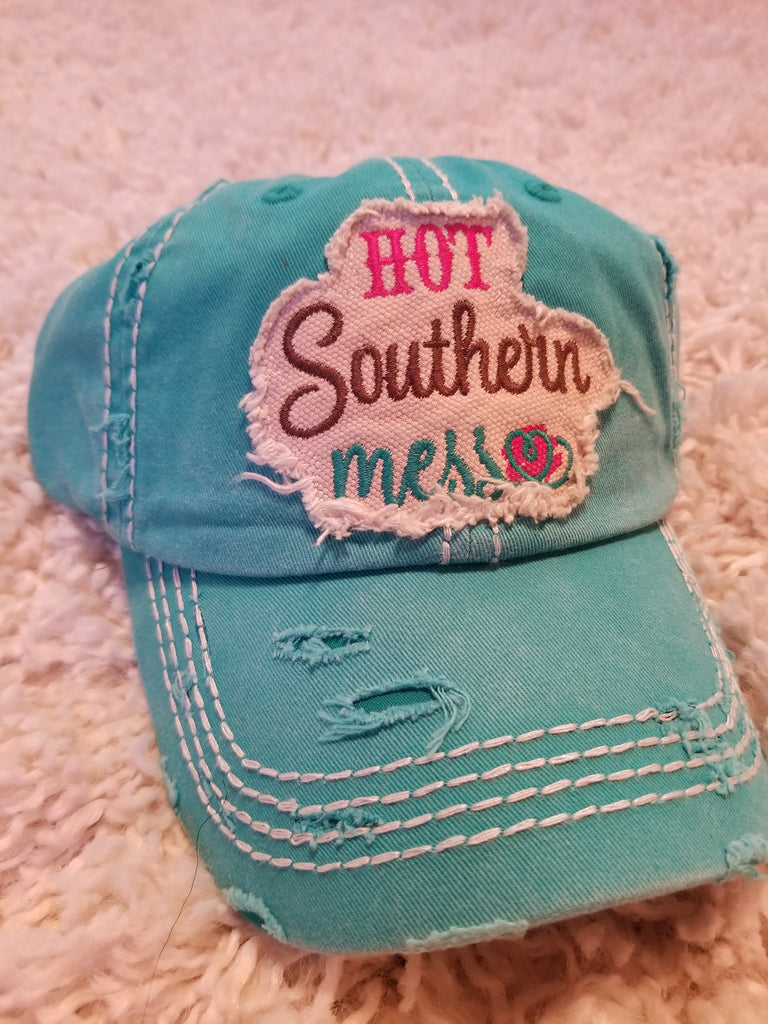 Hot Southern Mess - Southern Style and Stash A Specialty Boutique