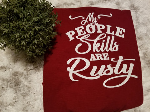 My People Skills Are Rusty - Southern Style and Stash A Specialty Boutique