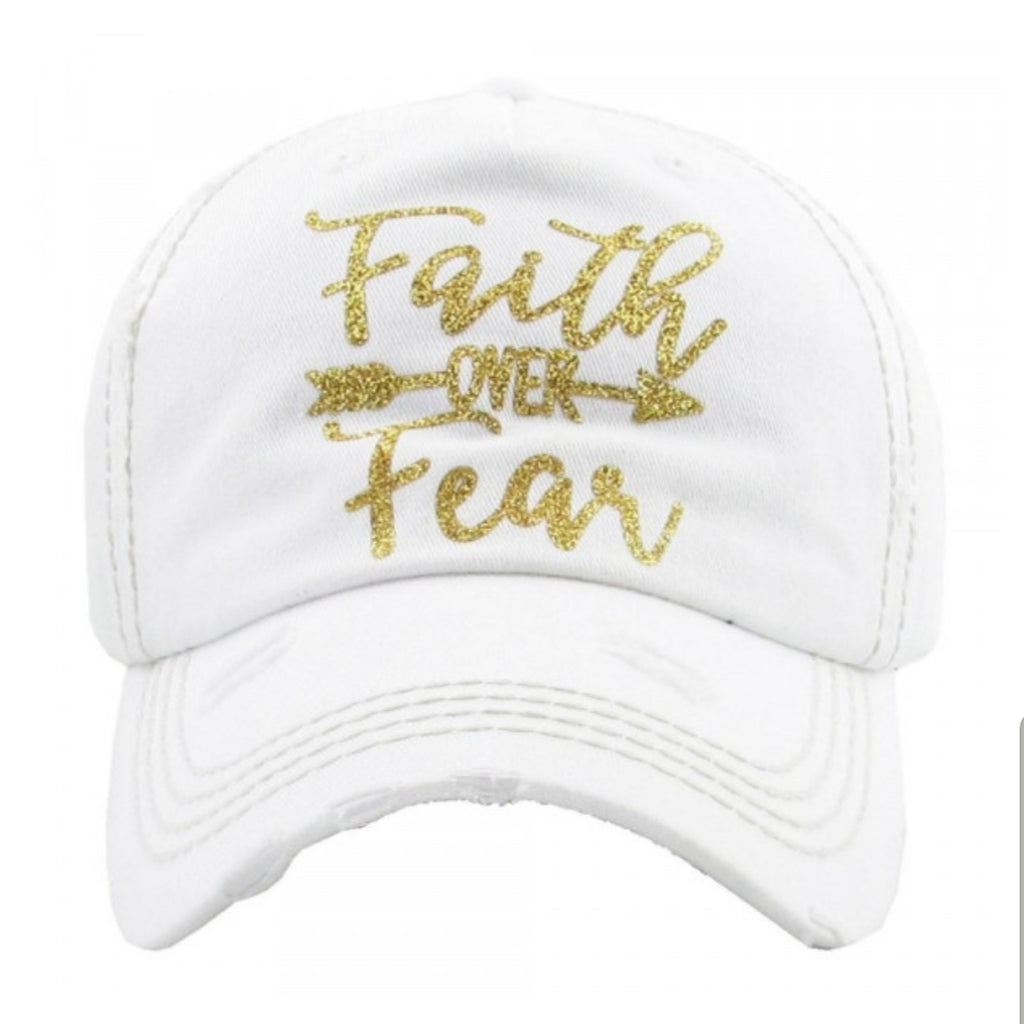 Faith Over Fear - Southern Style and Stash A Specialty Boutique