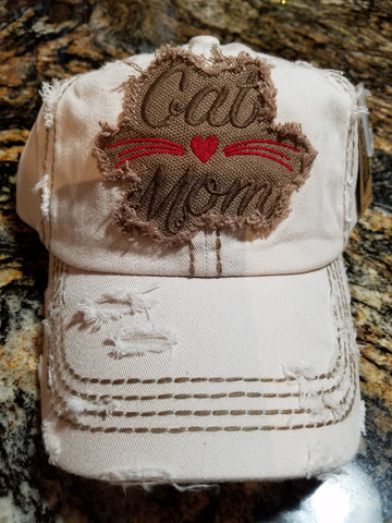 Cat Mom - Southern Style and Stash A Specialty Boutique