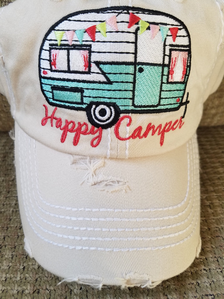 Happy Camper - Southern Style and Stash A Specialty Boutique
