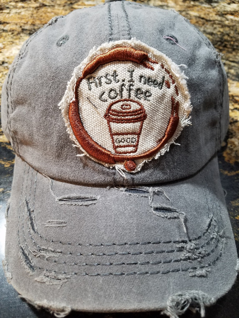 First I Need Coffee - Southern Style and Stash A Specialty Boutique
