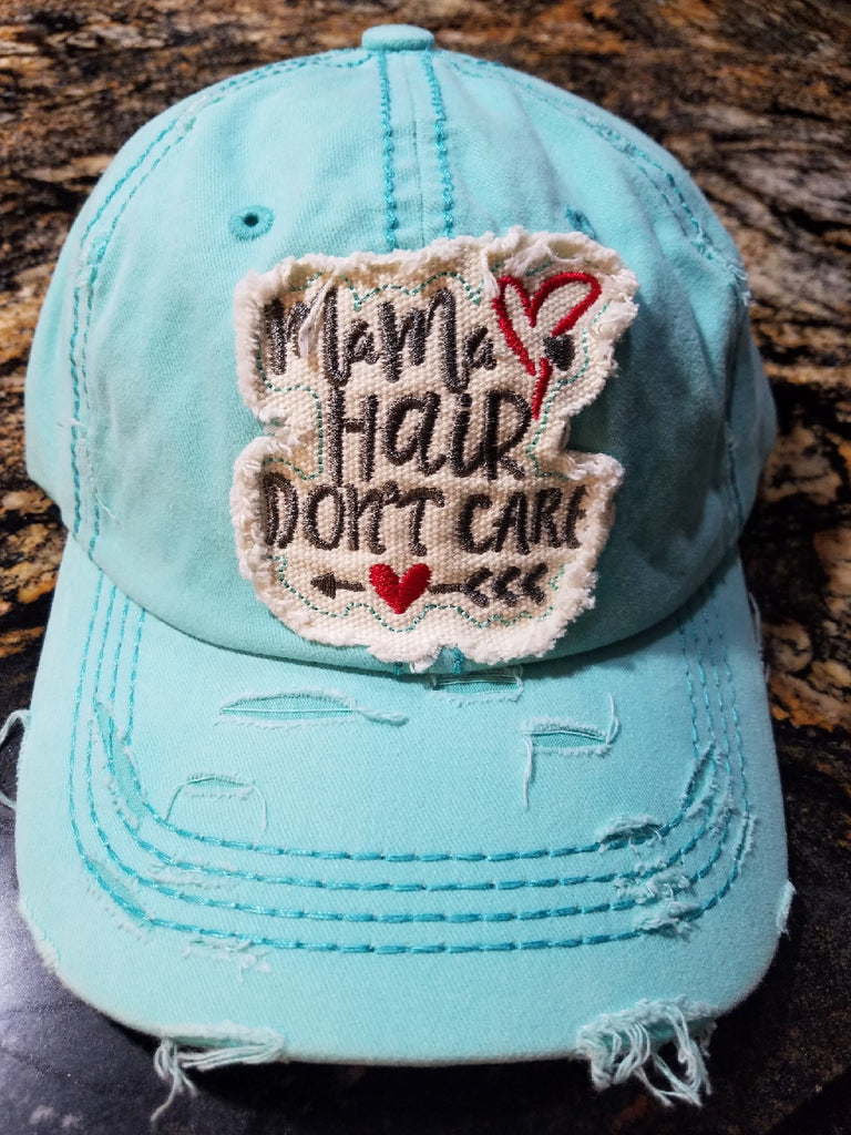 Mama Hair Don't Care - Southern Style and Stash A Specialty Boutique