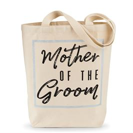 Mother Of The Groom Canvas Tote - Southern Style and Stash A Specialty Boutique