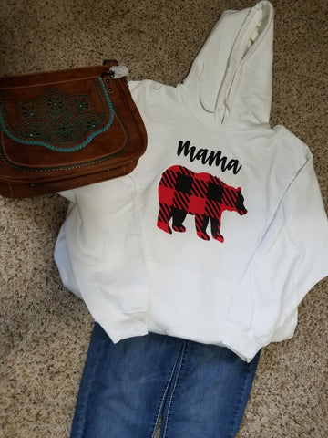Mama Bear Plaid - Southern Style and Stash A Specialty Boutique