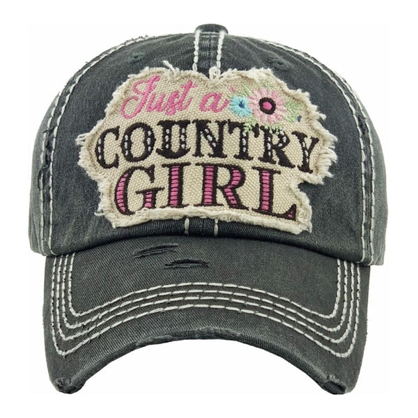 Just a Country Girl