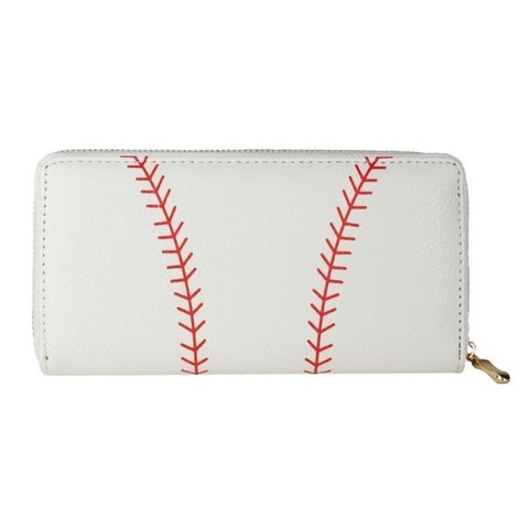 Baseball Wallet - Southern Style and Stash A Specialty Boutique