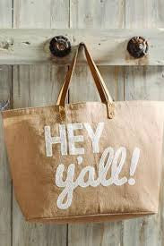 Hey Y'all Tote - Southern Style and Stash A Specialty Boutique