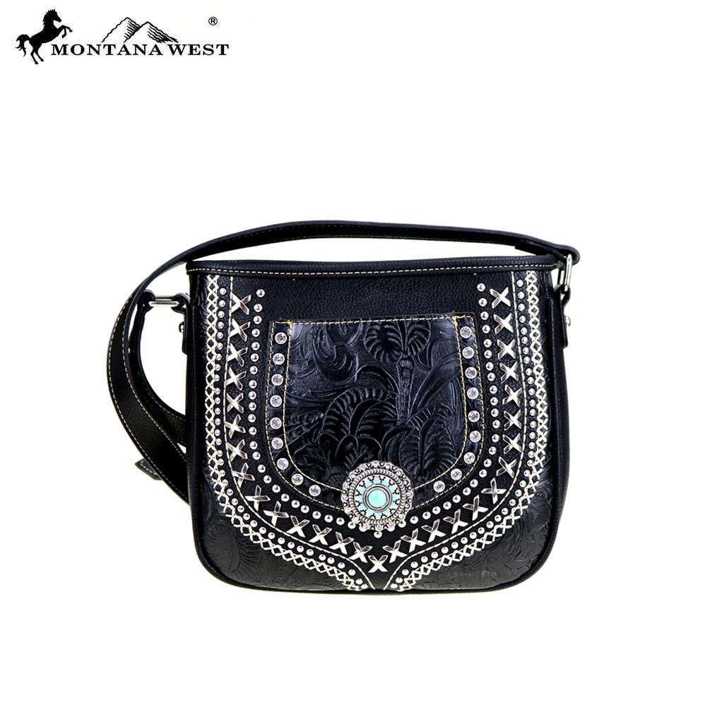 Concho Collection Crossbody Bag - Southern Style and Stash A Specialty Boutique