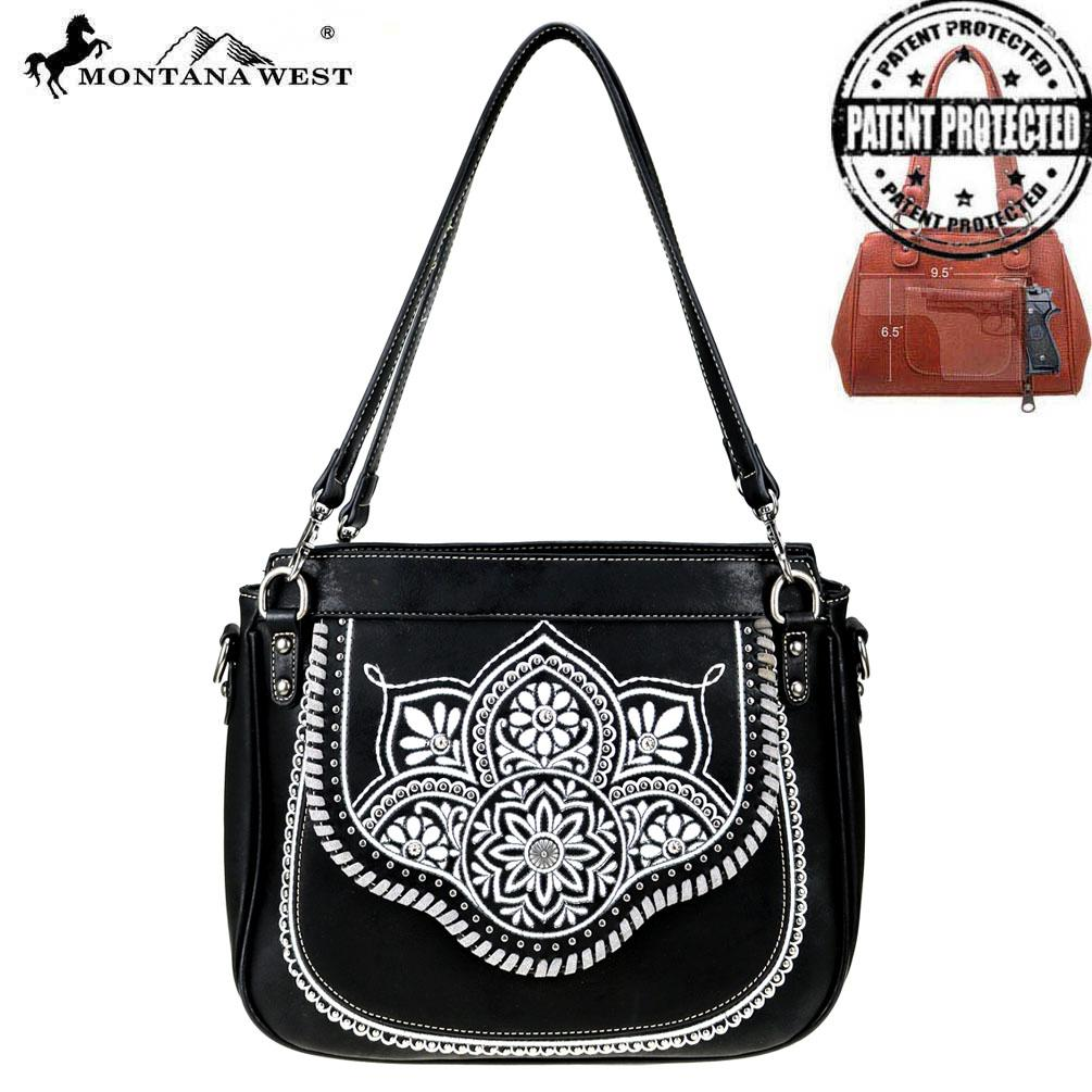 Aztec Collection Concealed Carry Tote/Crossbody - Southern Style and Stash A Specialty Boutique
