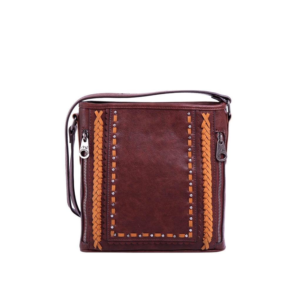 Montana West Tooled Collection Concealed Carry Crossbody