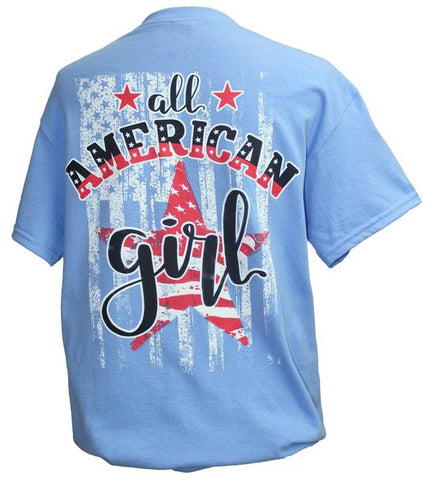 American Girl - Carolina Blue - Southern Style and Stash A Specialty Boutique