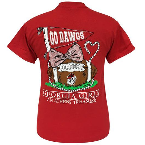 Georgia Treasure Short Sleeve
