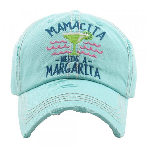 MAMACITA NEEDS A MARGARITA - Southern Style and Stash A Specialty Boutique