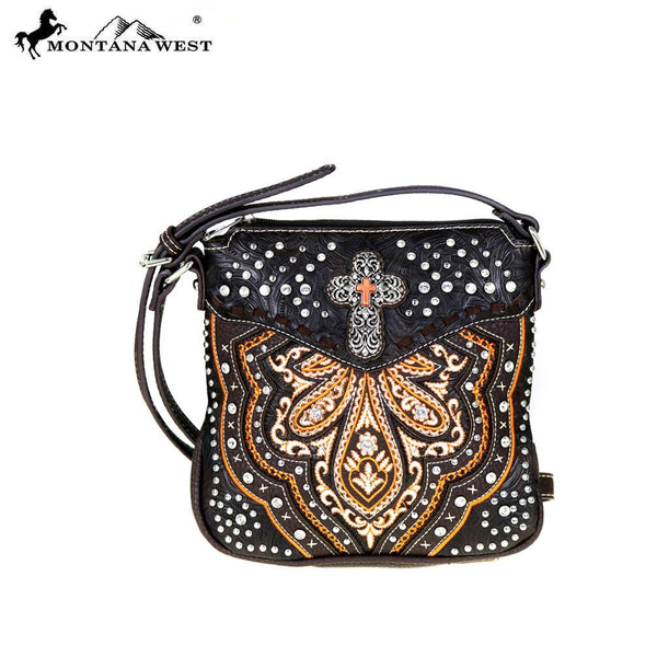 Montana West Spiritual Collection Crossbody