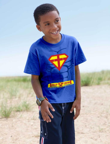 Super Power Kids T-Shirt - Southern Style and Stash A Specialty Boutique